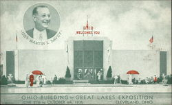 Ohio Building, Great Lakes Exposition