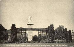 The Eqitable Life Assurance Society's Garden of Security at the New York World's Fair