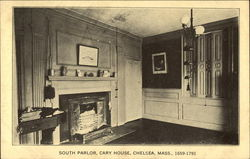 South Parlor, Cary House