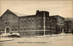 Chelsea Armory