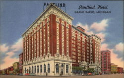 The Pantlind Hotel