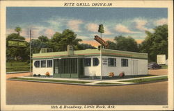 Ritz Grill Drive-In at 10th & Broadway