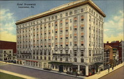 View of Hotel Brunswick