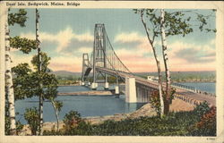Bridge at Deer Isle