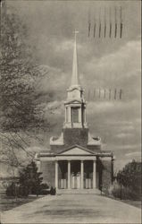 Voorhees Chapel at New Jersey College for Women
