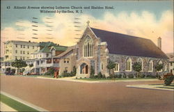 Atlantic Avenue - Lutheran Church and Sheldon Road