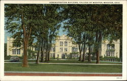 College of Wooster - Administration Building