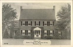 Colonial Inn, Routes 15 and 211, Warrenton By-Pass