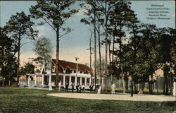 Mississippi Coast country Club, adjacent to Great Southern Hotel
