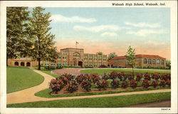 Wabash High School and Grounds