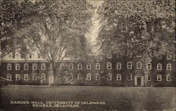 University of Delaware - Harder Hall