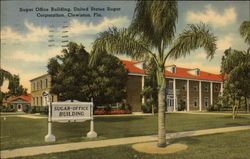 United States Sugar Corporation - Sugar Office Building Postcard