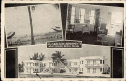 Multiple Views of The Carlson Apartments