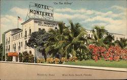 Hotel Monterey On the Hilltop