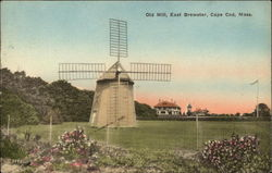 Old Wind Mill, East Brewster