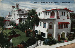 Hotel Mir-Mar & Grounds