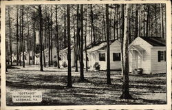 Cottages, Whispering Pines