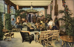 The South Portal Lounge, La Fonda Hotel