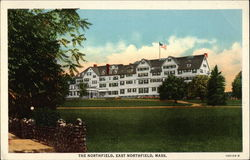 View of The Northfield Inn and Grounds