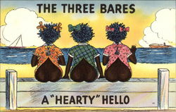 The Three Bares, a Hearty Hello
