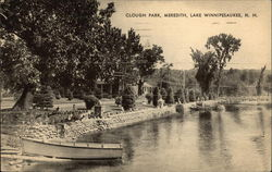 Clough Park - Lake Winipesaukee
