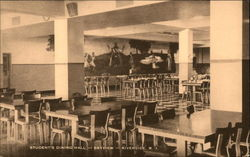 Student's Dining Hall - Bayview