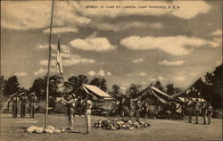 Retreat at Camp Kit Carson, Camp Yawgoog, BSA