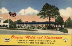 Bloyer's Motel and Restaurant