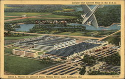 Glenn L. Martin Co. Aircraft Plant