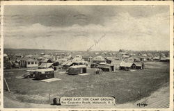 Large East Side Camp Ground at Roy Carpenter Beach