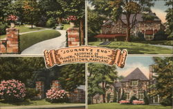 """Journey's End"" - Residence of Mr. and Mrs. Thomas W. Pangborn"