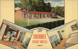 Cherokee Court Motel