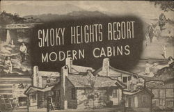 Smoky Heights Resort - Modern Cabins
