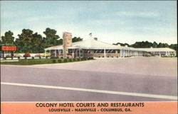 Colony Hotel Court