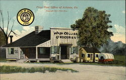 First Post Office
