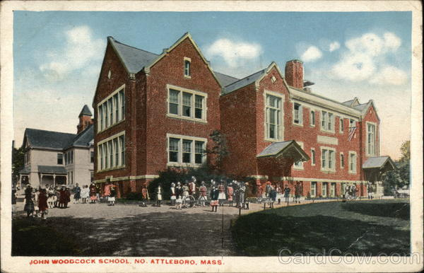 John Woodcock School North Attleboro Massachusetts