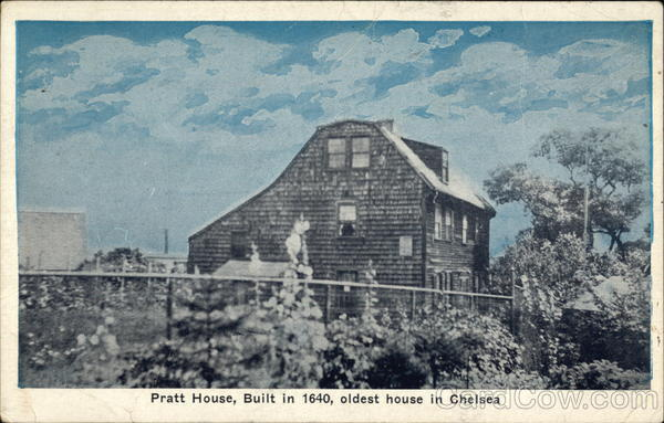 Pratt House Chelsea Massachusetts