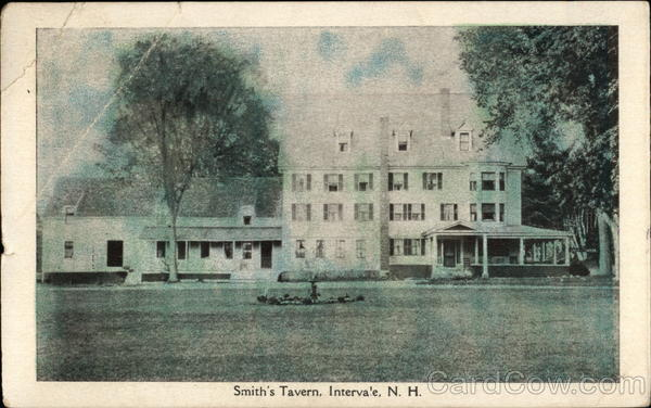 Smith's Tavern Intervale New Hampshire