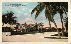 Hotel Royal Palm, Boulevard & Fourteenth Street