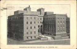 Street View of Missouri Methodist Hospital