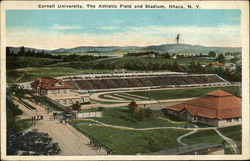 Cornell University: The Athletic Field and Stadium
