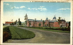 St. Bonaventures College and Grounds near Olean