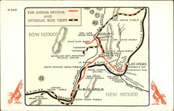 The Indian detour and optional side trips