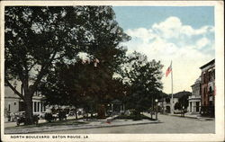 View of North Boulevard
