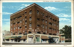 Street View of the Osage Hotel