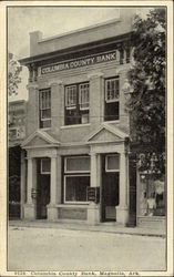 Street View of Columbia County Bank