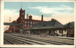 New York Central Railroad Station