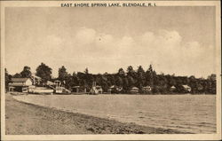 East Shore Spring Lake