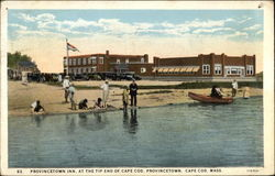 Provincetown Inn, at the Tip End of Cape Cod
