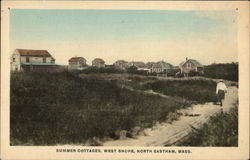 Scenic View of Summer Cottages, West Shore